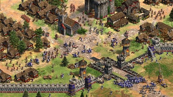 微软《帝国时代2:决定版》首月销量超100万套 获得90%好评