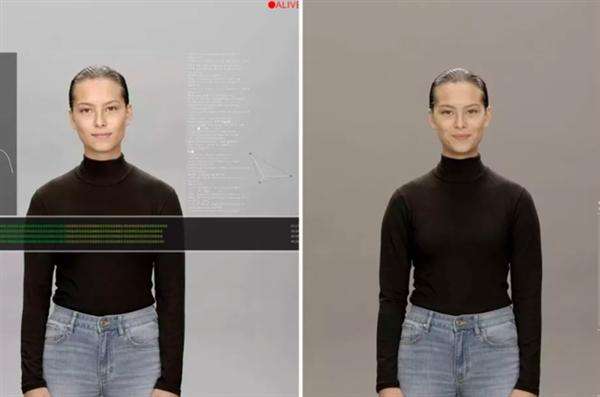 """三星展示超级科幻项目""""虚拟人"""" 可自主生成新表情包"""