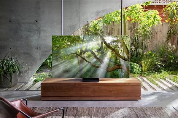 三星推出全新无边框8K电视Q950TSA:屏占比高达99% 厚度仅15mm