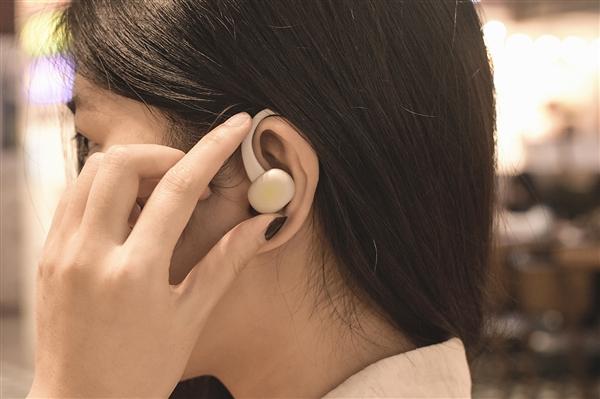 华米真无线耳机Amazfit PowerBuds:定位专业运动心率耳机 单只可续航8小时