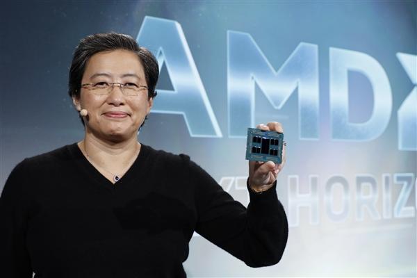 苏姿丰博士答复:Zen 3今年就会和大家见面 高性能Navi核心显卡在路上