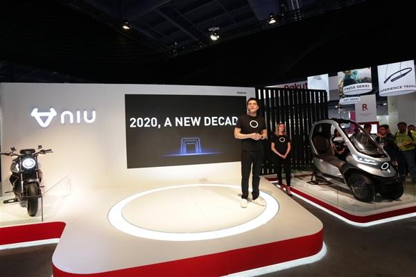 小牛发布:全球首款自动驾驶三轮和跨骑电动摩托车TQi 预计在下半年上市