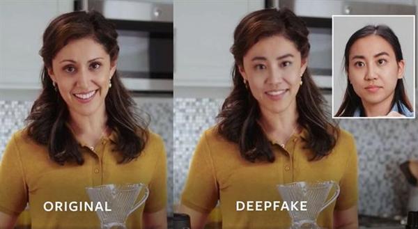 "Facebook将对""换脸视频""进行调整 来抵制虚假信息泛滥"