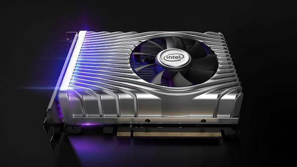 Intel新显卡DG1外观被曝 超帅公版设计颜值在线