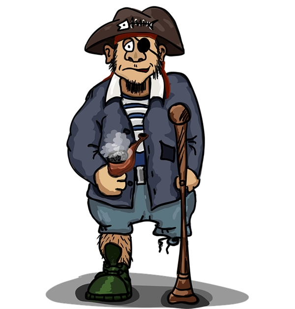 """你知道海盗为啥都是""""独眼龙""""吗?除了失明还有其他原因"""