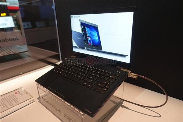 世界最轻的13.3寸笔记本:采用轻量级的镁合金机身 仅860克