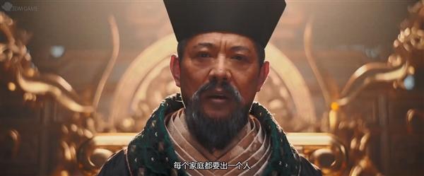 真人版《花木兰》发放30秒预告片:李连杰、巩俐等多位明星出镜