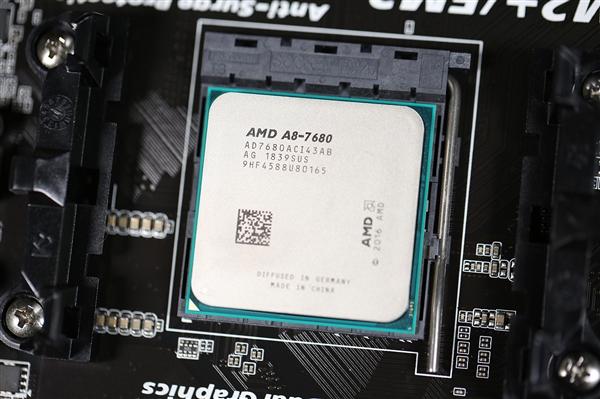 新一代的锐龙4000U系列处理器:采用CPU核心Zen2构架