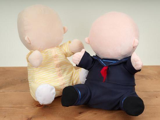 """日本推出""""不要脸宝宝""""机器人:为弥补空巢老人的情感缺失"""