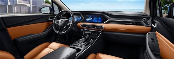 广汽传祺高颜值GS4 Coupe紧凑型SUV申报信息曝光