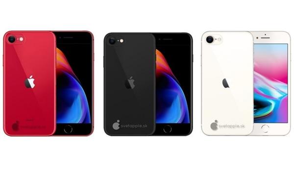 一图了解iPhone SE2全新设计:4.7英寸小屏 背部单摄