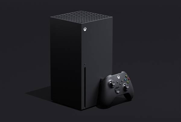 疑似微软Xbox Series X主机渲染图曝光:定于4月份正式发布