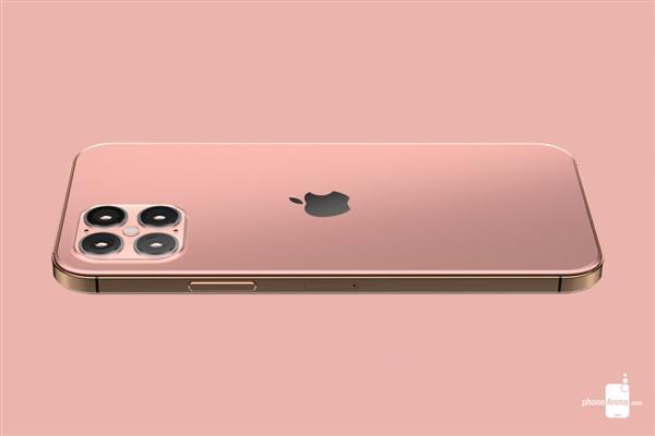 苹果买下英特尔通信天线 iPhone 12信号问题成未知