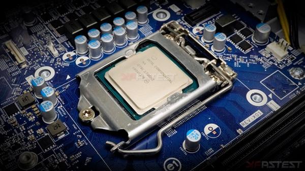 酷睿十代i9真U图:10核20线程设计TDP仅65W