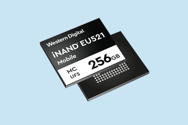 西数推出最新UFS 3.1闪存:写速最高可达800MB/s 5G标配