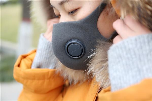 """小米""""智能口罩""""专利获批:口罩内传感器可用来计算所有数据"""