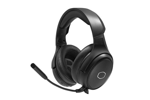 酷冷至尊全新MH600系列游戏耳机上架:50毫米钕磁单元优质音质