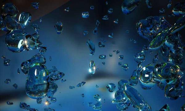 研究发现新发电装置:借助蛋白质利用空气中的水分就能发电
