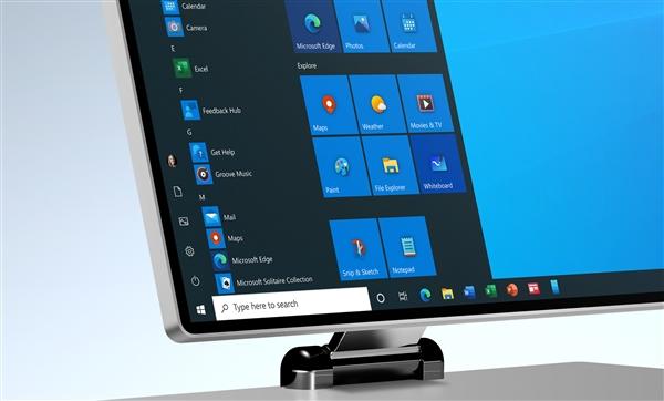 Windows 10新预览版已正式推送:桌面画风优美