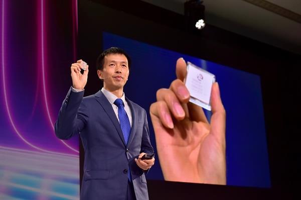 华为新产品最佳5G网络发布:绿色联接,降低5G站点功耗