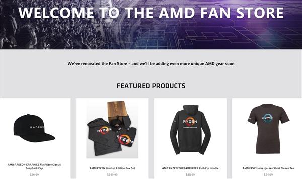 AMD官方周边成功开张:耐克Dri-FIT AMD主题短袖Polo衫 售价49.99美元