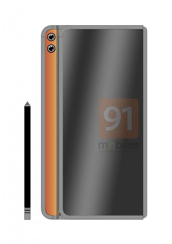 华为新一代Mate X折叠屏手机今晚上线:提供手写笔配件