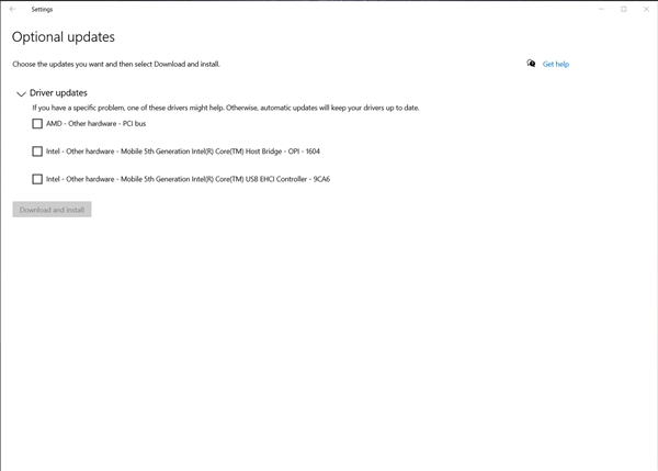 Windows 10 v2004版本将有重大改变:允许产商向用户自动更新