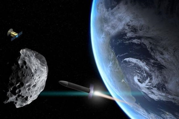小行星撞地球电影里才会有的画面,会在现实生活中上演吗?