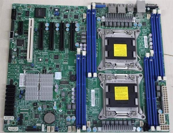 主板装两颗CPU:同时插AMD和英特尔CPU的平台