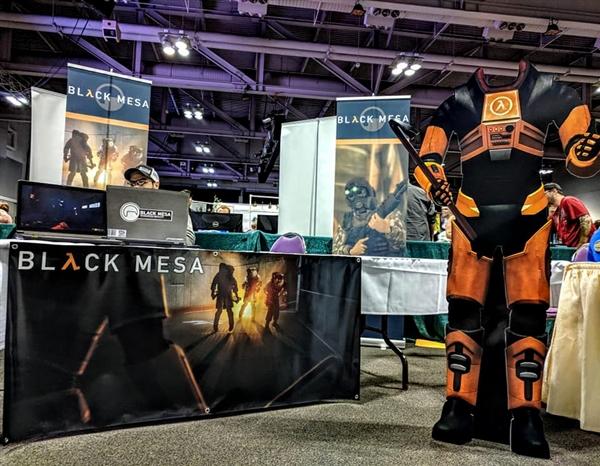 《Black Mesa》将在下周结束长达五年体验服 正式上线发售