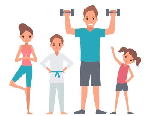 居家动起来 有氧运动 助你增强免疫力