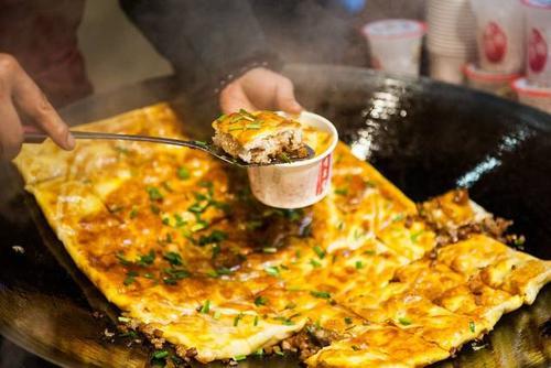 热干面、汤包、豆皮好久没吃了吧?莫急