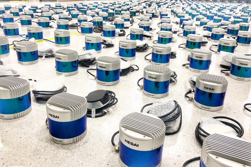禾赛科技激光雷达产品 激光雷达对自动驾驶有多重要?