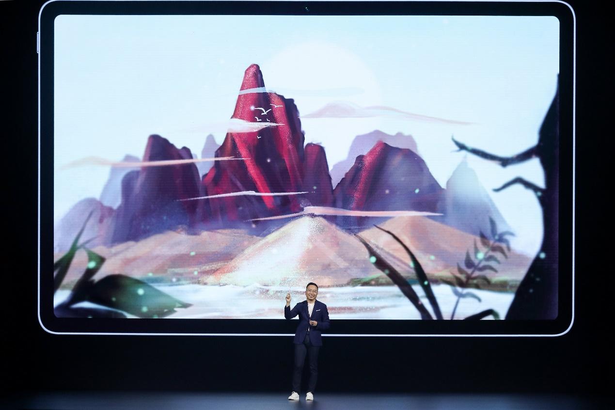 荣耀今日发布首款同时支持5G和Wi-Fi 6平板  开启疾速网络新世代