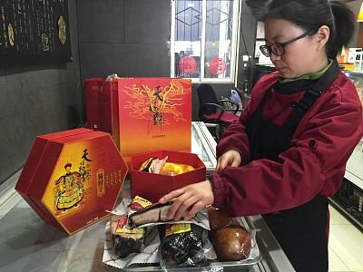 """便民为民初心不变 """"中华老字号""""天福号直营店试水新零售"""