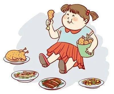 """正值长身体的青春期儿童对肥胖和营养不良说""""NO"""""""
