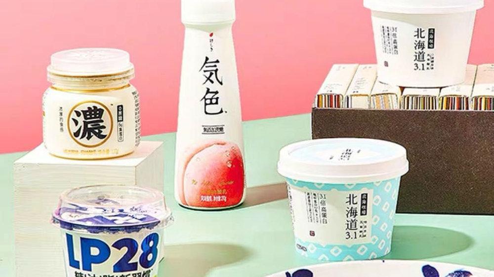 """""""北海道酸奶""""原来是国产 其""""山寨日系""""的营销套路备受质疑"""