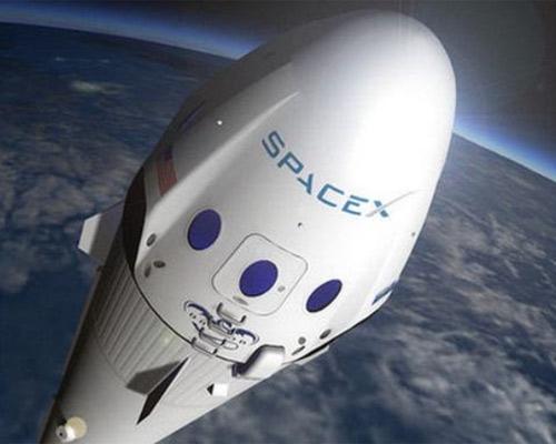 "SpaceX拟建海上平台""浮动太空港""展示将推出的超重型火箭助推器的概念"