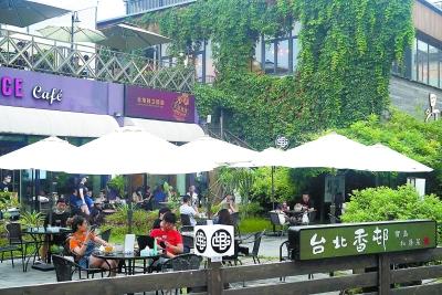 疫情防控形势向好 京城餐饮人气渐旺 市场明显升温