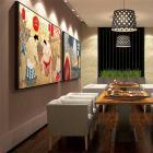 韩式料理店装修:给消费者们一种充足的空间感