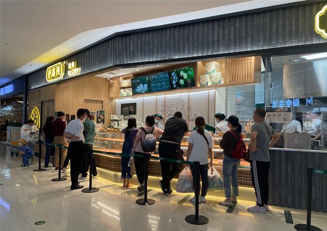 新中式糕点品牌正在凭借产品、工艺创新吸引更多年轻消费者