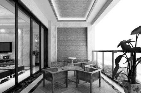 实际买房过程中不少购房者对于阳台和露台的区别并不清楚